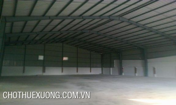 Warehouse for lease in Me Tri, Tu Liem, Ha Noi