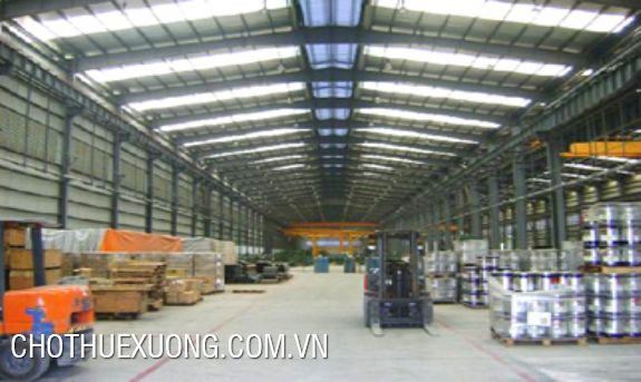 300sqm warehouse for lease in Long Bien, Ha Noi