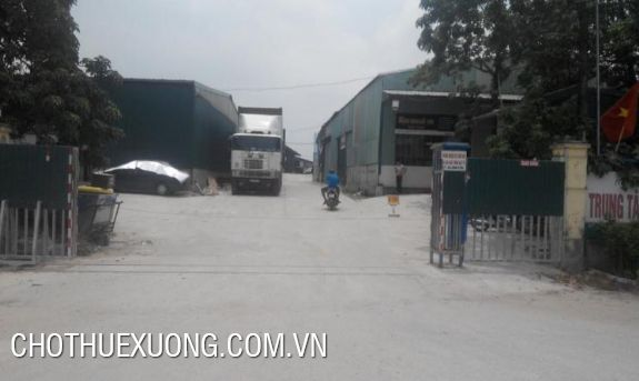 200sqm warehouse for lease in My Dinh, Tu Liem