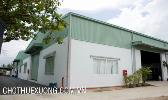 Warehouse for lease in Bach Hac industrial zone, Phu Tho