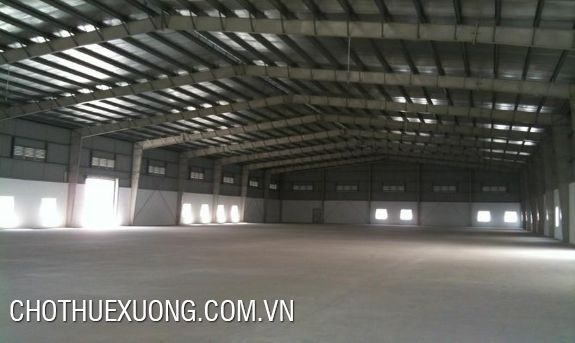 Warehouse for lease in Xuan Truong, Nam Dinh