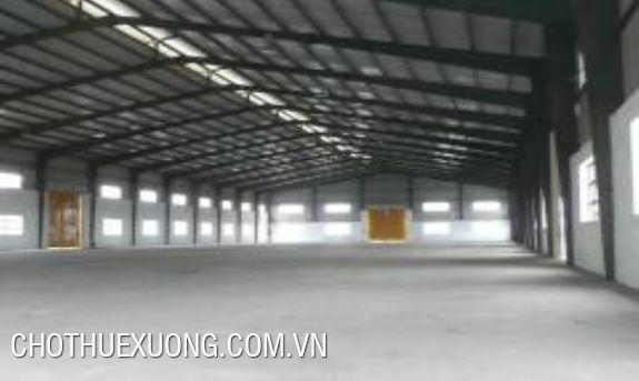 Warehouse for lease in Thanh Luu, Thanh Liem, Ha Nam