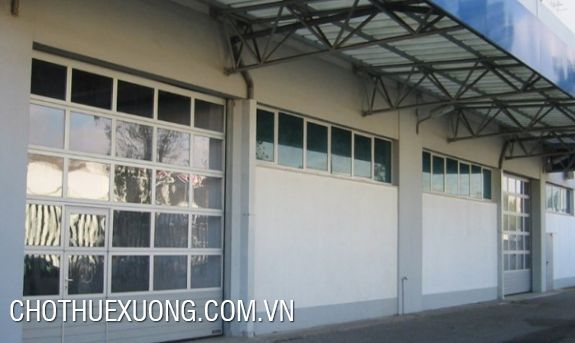 2300sqm warehouse for lease in Cam Giang, Hai Duong