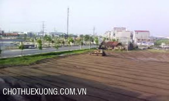 Land for lease in Son Tay, Ha Noi