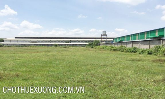 3.5 hectares land for sale in Thanh Oai industrial cluster