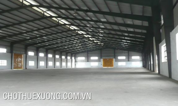 2400sqm factory for sale in Phu Nghia industrial zone, Ha Noi