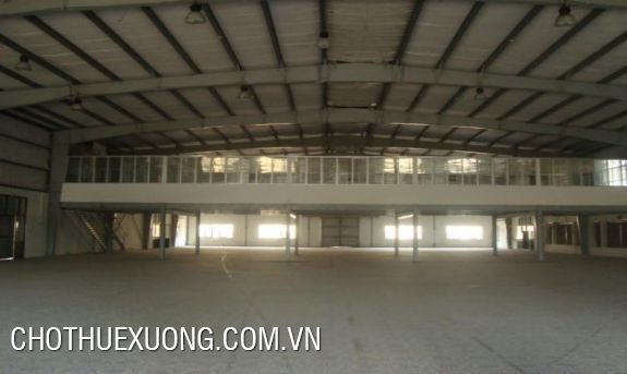 3000sqm factory for sale in Phu Nghia industrial cluster, Ha Noi