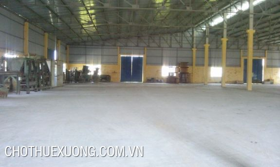 Land and factory for sale in Phu Nghia industrial cluster