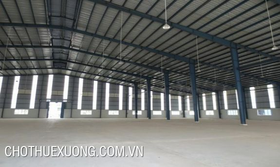 Factory for sale in Kim Hoa, Me Linh, Ha Noi
