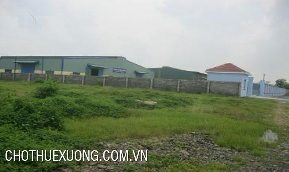5000sqm land for sale in Khai Son industrial zone, Bac Ninh