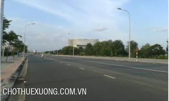 1700sqm land for lease is located in Thanh Ha, Hai Duong