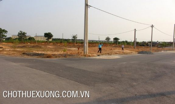 Land for sale near Pho Noi B, Hung Yen