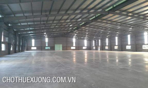 Land and factory for sale in My Hao, Hung Yen