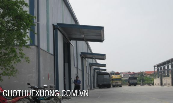 Land for sale in Minh Duc industrial zone, My Hao, Hung Yen