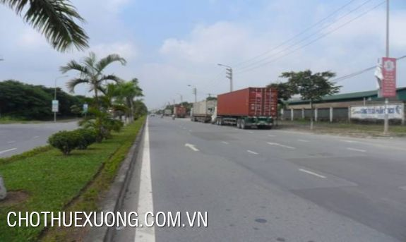 5000sqm land for sale in Ba Hang industrial cluster, Hai Duong