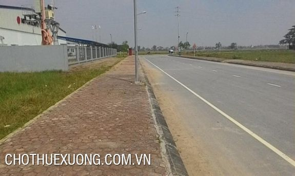 2 hectares land for sale in national road 5, Hai Duong