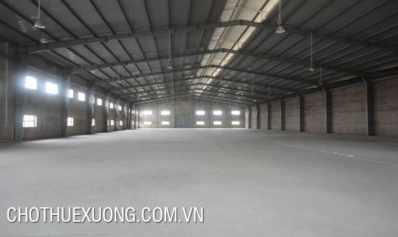 6000sqm factory for sale in national road 6, Hoa Binh