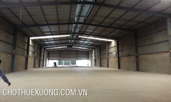 4000sqm factory for sale in My Hao, Hung Yen