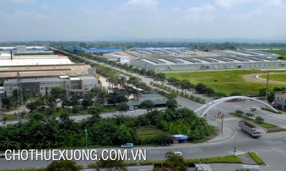 2ha industrial land for sale in Binh Xuyen industrial zone, Vinh Phuc