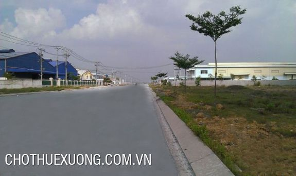 1000sqm warehouse for rent in Toan Thang, Kim Dong, Hung Yen