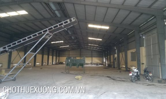 3800sqm factory for sale in Phu Nghia, Chuong My, Ha Noi