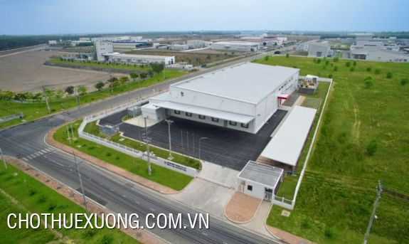 Land and factory for sale in Quang Minh industrial zone, Me Linh, Ha Noi