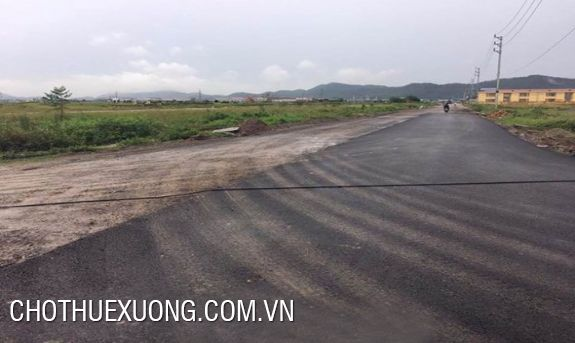 7000sqm industrial land for lease in Dai Lam, Lang Giang, Bac Giang