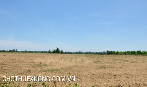 Vacant land for lease in Long Bien industrial cluster, Hanoi