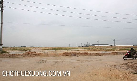 700sqm land for rent in Thanh Long Boulevard