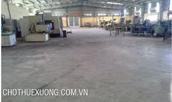 600sqm factory for lease in Bat Trang, Gia Lam, Hanoi cheap price