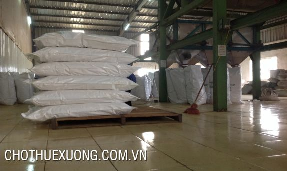 Factory for rent in Phu Ninh industrial cluster, Phu Tho with the best price