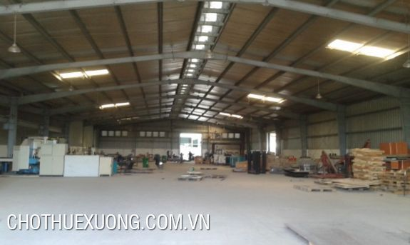2500sqm factory for sale in Phu Nghia industrial zone, Hanoi