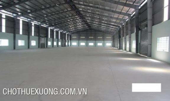 5300sqm factory for rent in Bach Hac industrial cluster, Phu Tho