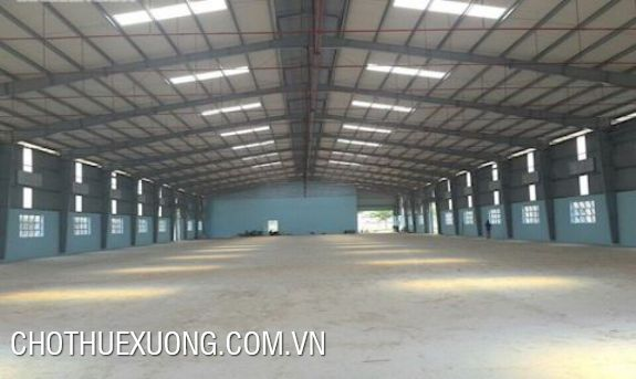 1800sqm factory for lease in Tay Bac Ga industrial zone, Thanh Hoa