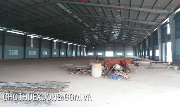 6000sqm factory for lease in Hoang Hoa, Thanh Hoa