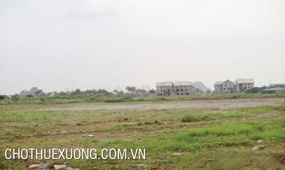 1000sqm land for lease in Chuc Son, Chuong My, Hanoi