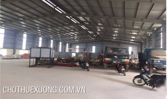 1000sqm industrial land for sale in Kim Bai, Thanh Oai, Hanoi