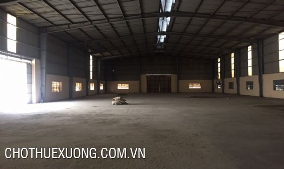 2500m2 factory for rent in Kim Dong Hung Yen