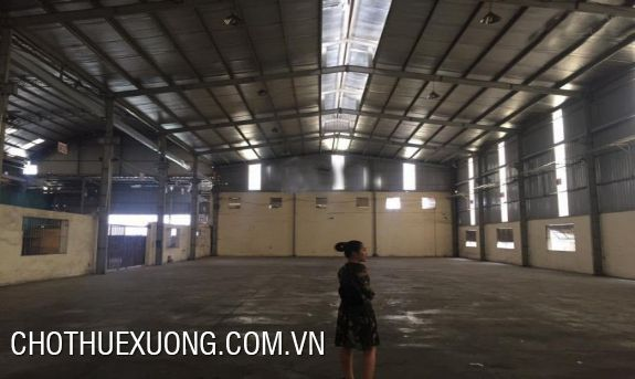 800m2 factory for lease in Soc Son, Hanoi good location
