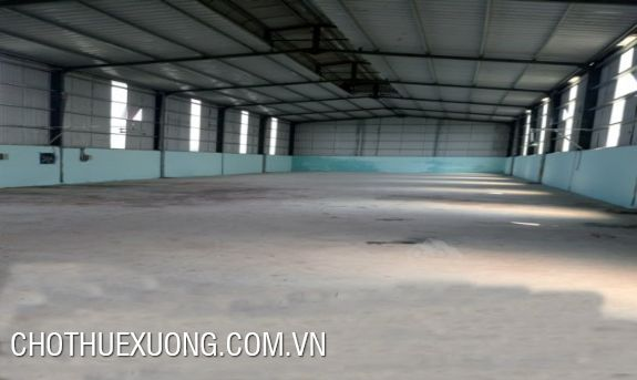 800m2 factory for lease near Phu Nghia industrial zone, Hanoi