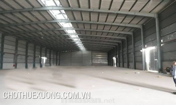 1000m2 factory for lease in Nguyen Khe industrial zone, Dong Anh, Ha Noi