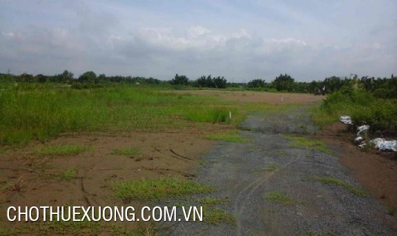 50-year industrial land for lease in Quynh Phu, Thai Binh
