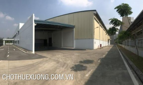 Industrial land and factory for sale in VSIP industrial zone, Hai Phong