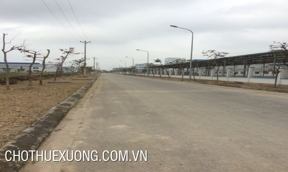 5000sqm land for sale in Luong Dien industrial cluster, Hai Duong