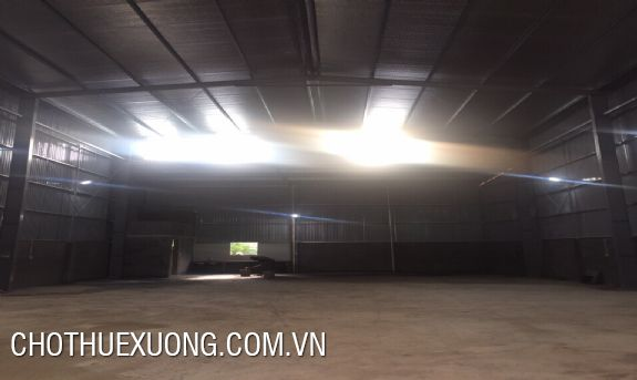 300m2 factory for lease in An Thi Hung Yen nearby the national expressway No. 38