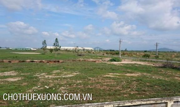14.000sqm industrial land for rent in Xuan Lam, Thuan Thanh, Bac Ninh