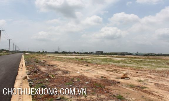Industrial land and factory for sale in Thanh Oai industrial cluster, Ha Noi