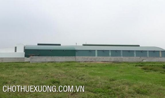 1,1ha land for sale in Tam Diep industrial zone, Ninh Binh