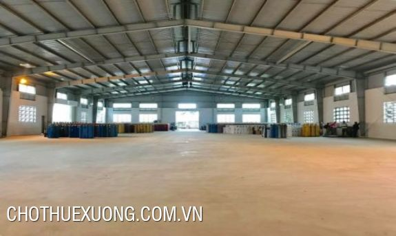 1500m2 factory for rent in Khai Son industrial zone, Bac Ninh