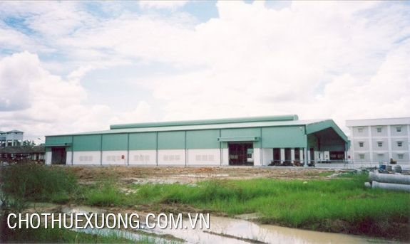 1,5ha land and factory for sale in Tam Diep industrial zone, Ninh Binh